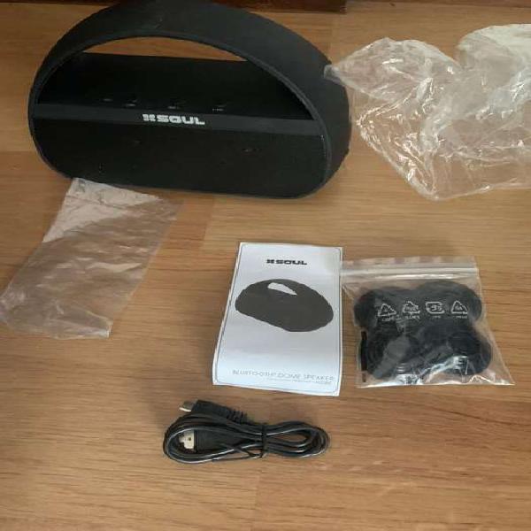 Vendo parlante soul bluetooth dome speaker