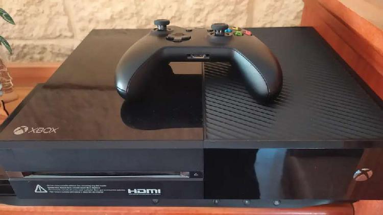 Xbox one como nueva poco uso