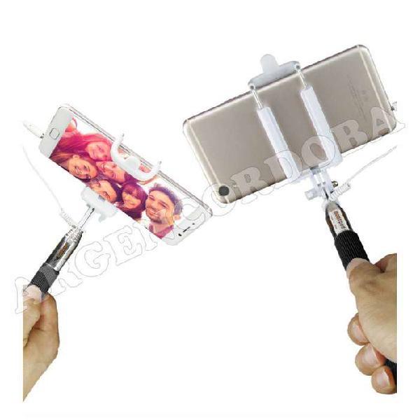 Baston selfie monopod extensible 1 metro celular camara