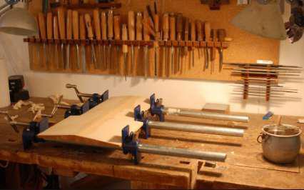 Calibración de bajos y guitarras en monte grande - luthier