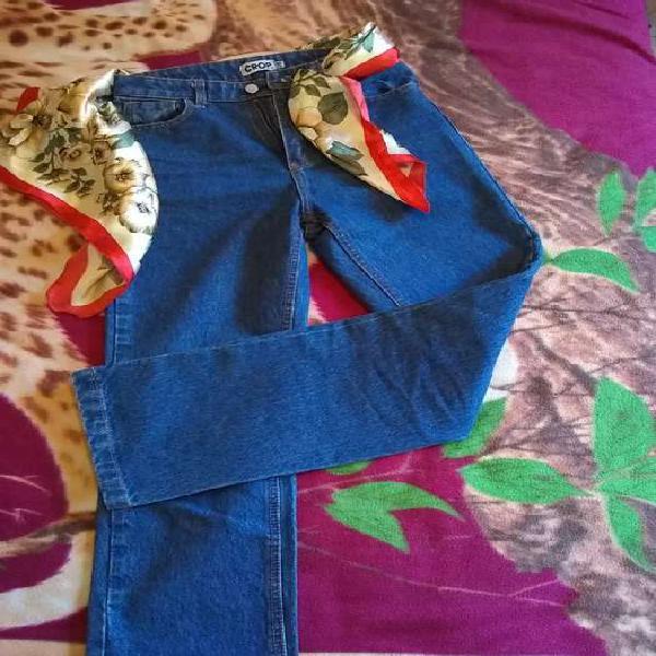 Jean crop ba