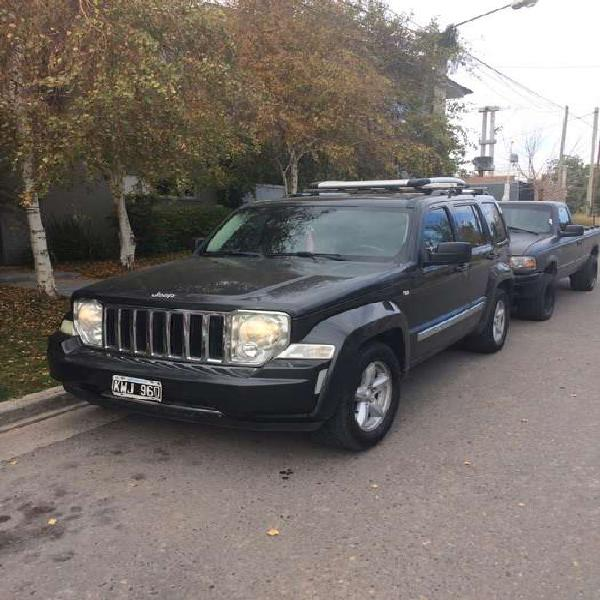 Jeep cherokee limited 3.7 atx 2012