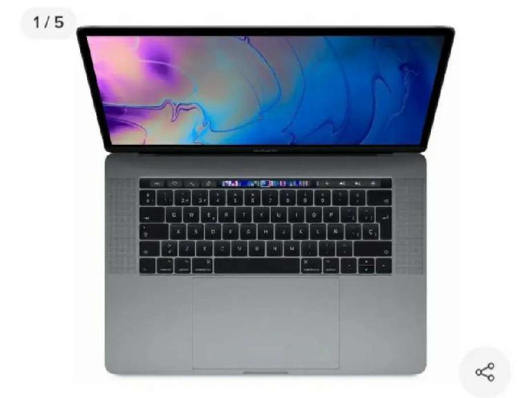 Macbook 16 pulgadas 16 gb