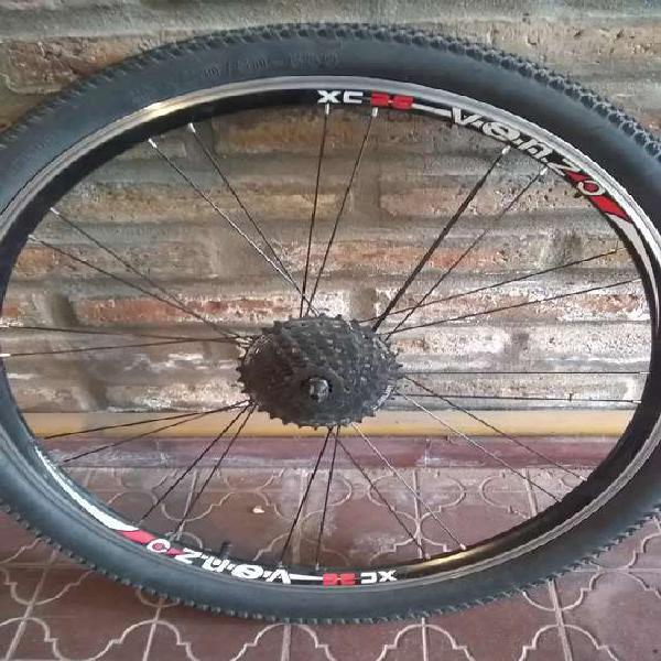Rueda bici r26