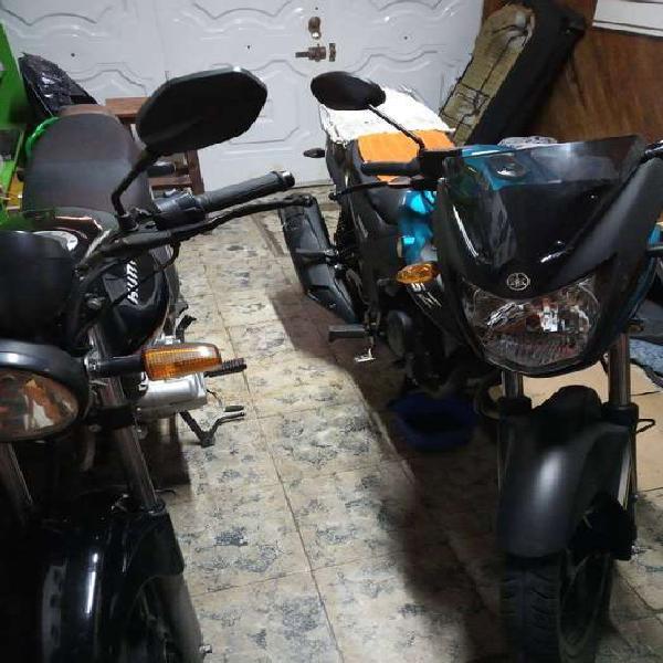 Taller mecanico de motos