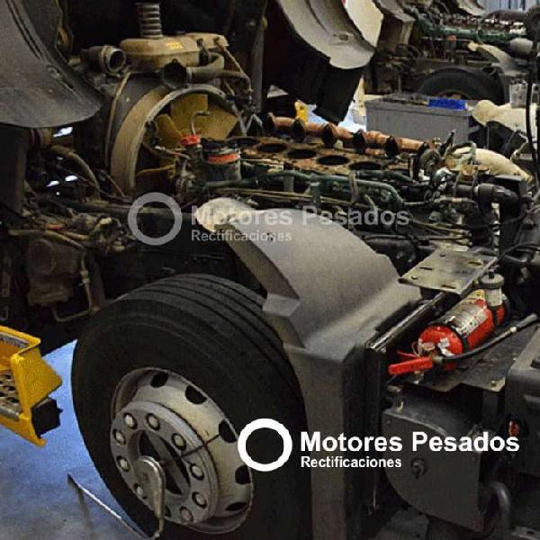 Taller mecanico diesel camiones - colectivos - maquinaria