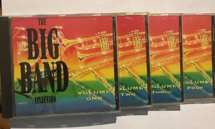 The big band selection - (4 cds coleccion)