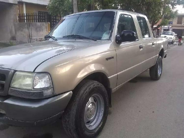 Vendo ford ranger 03 muy buena