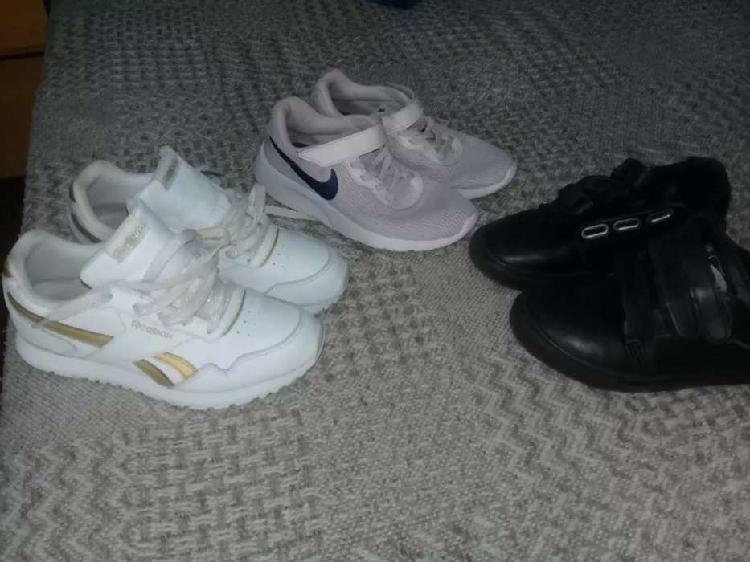 Vendo zapatillas niña