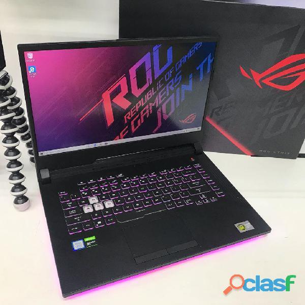 "Asus Rog Strix G531GT 15.6"", i7 9750H, 16Gb ram, 512Gb SSD, 2TB HDD 4"