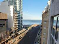 2 ambientes a la calle con balcon saliente y vista parcial