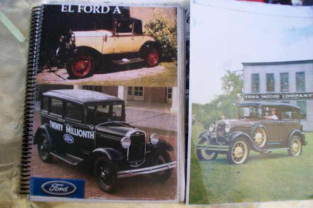 Manuales de taller autos antiguos