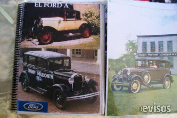 Manuales tecnicos ford a ** 1928-1931 ** edito ford motor