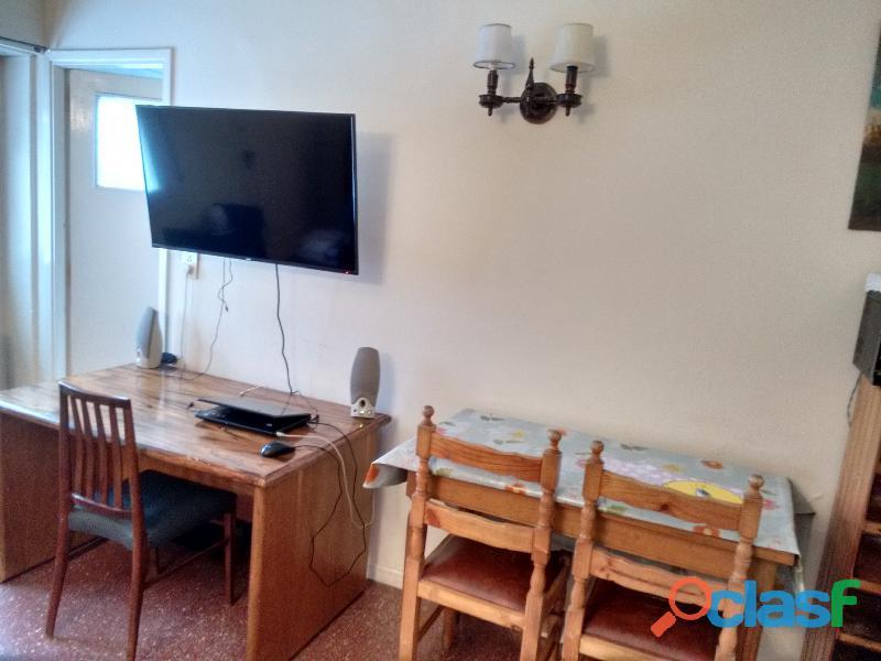Oportunidad venta dueño departamento 2 ambientes balcón frente al mar amoblado acepta permuta