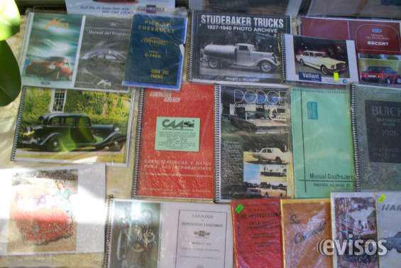 Venta de manuales de automoviles del usuario * en replica *