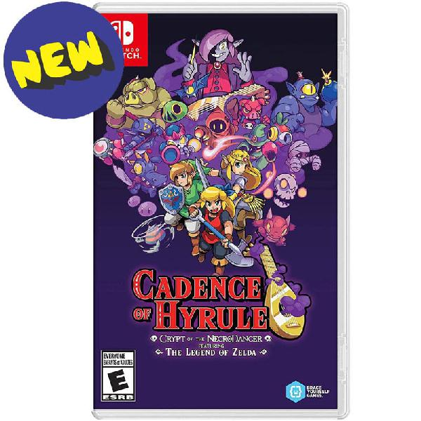 Cadence of Hyrule Crypt of The Necrodancer Featuring The