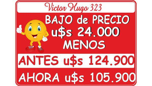 Victor hugo 300 - ph en venta en villa luro, capital federal