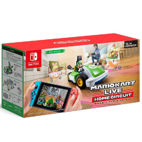 Mario Kart Live Home Circuit Version Luigi