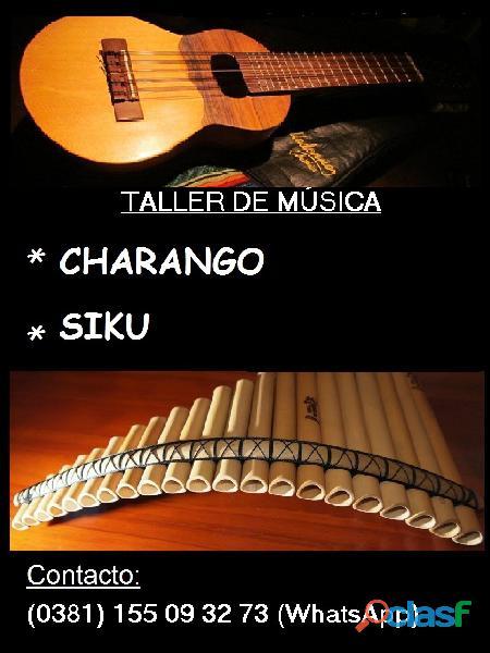 CURSO GUITARRA UKELELE VIOLÍN CHARANGO 2