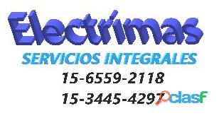 Electricista Matriculado Villa Pueyrredon 15 6559 2118