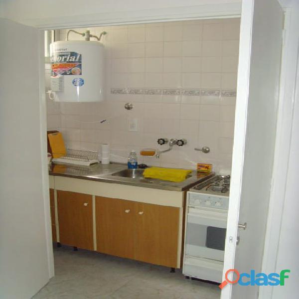 Oportunidad dueño departamento 1 ambiente balcón frente al mar amoblado calefactor acepta permuta 13