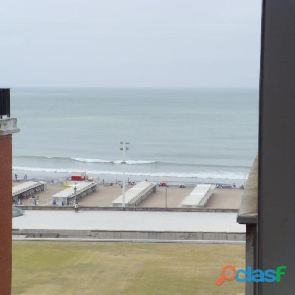 Oportunidad dueño departamento 1 ambiente balcón frente al mar amoblado calefactor acepta permuta 11