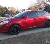Ford focus s impecable. 1era mano modelo 2015