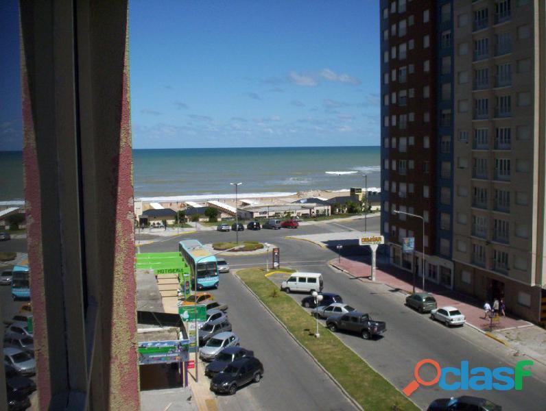 Miramar 2021 Dueño.cálido departamento.Vista al mar y al Boulevard.