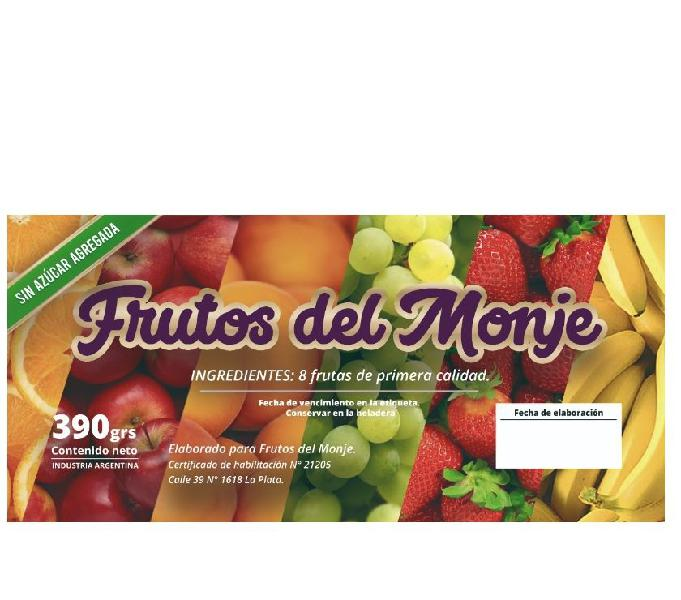 Ensaladas de frutas