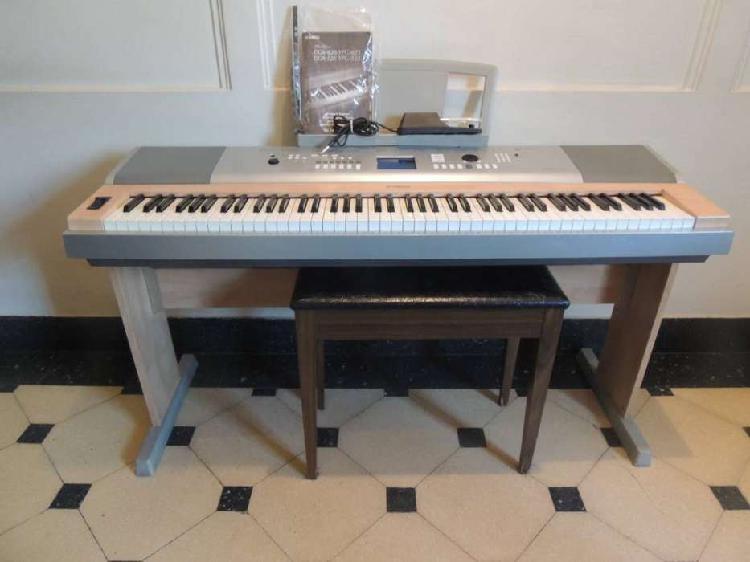 Piano yamaha dgx 620