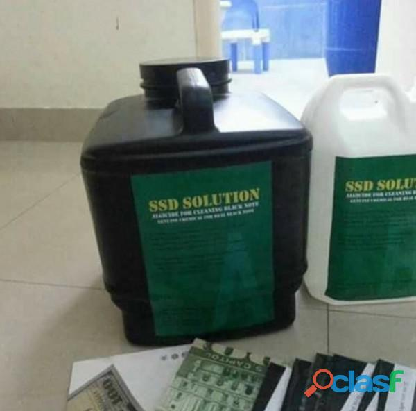 SSD CHEMICAL, ACTIVATION POWDER and MACHINE available FOR BULK cleaning! 6