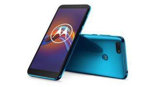 Vendo Motorola Moto E6 Play
