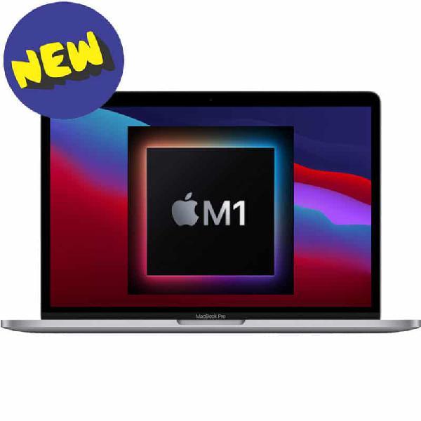 Apple macbook pro 13.3 space grey ultimo modelo chip m1