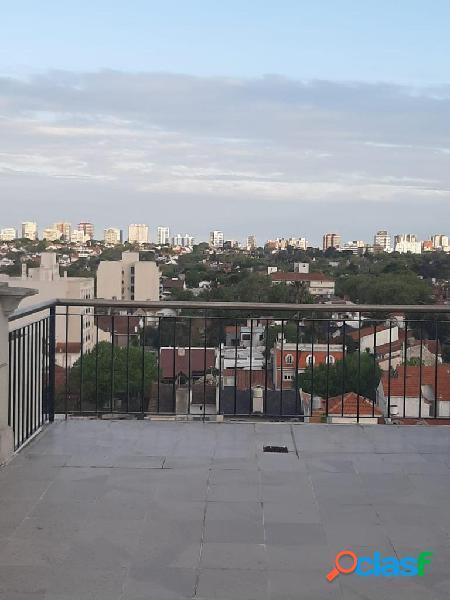 Departamento 3 amb. en edificio ripalda xx. terraza propia.