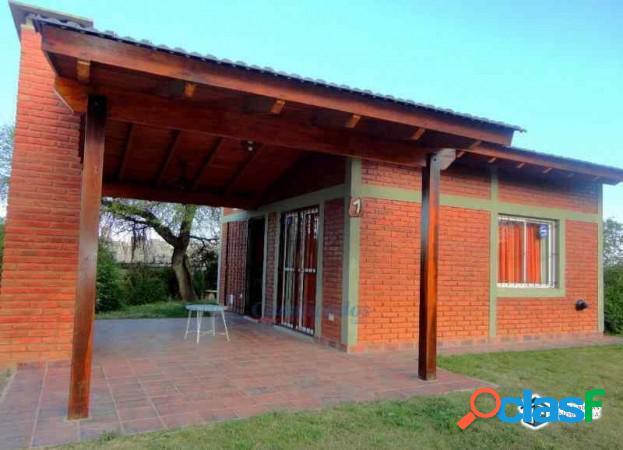 Venta villa parque siquiman complejo de cabañas