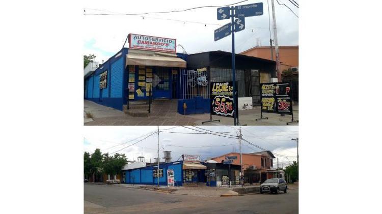 Inmobiliaria romero vende fondo de comercio de supermercado.