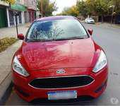 Ford focus s 1.6 año 2017 con 27500 mil kms impecable!