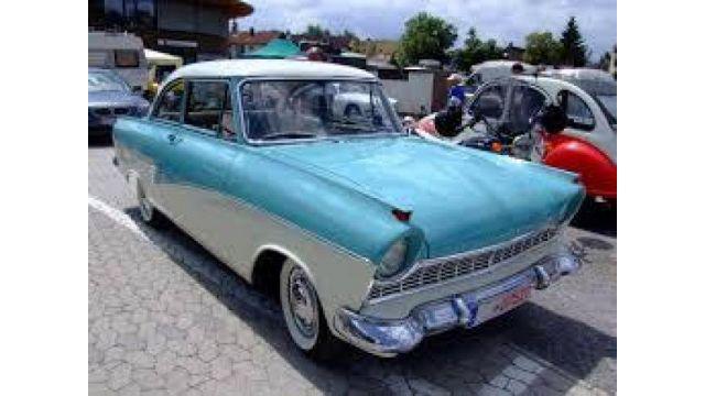 Compro repuestos de ford taunus 17m mod '58