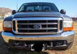 Ford f100 xlt duty 4x2 diésel turbo llamar 2613396794