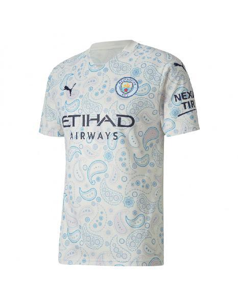 Camiseta puma manchester city fc away 3ra