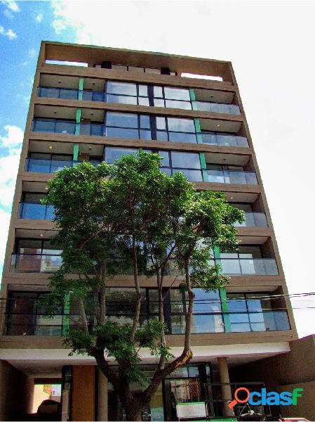 2 ambientes, edificio Premium con cochera cubierta 1