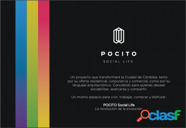Pocito - entrega 30% + 60 cuotas en pesos