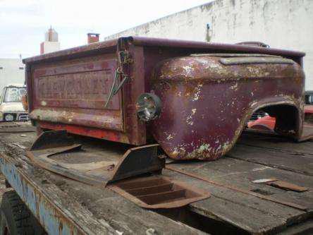 Varias cajas de cargas de camionetas, mar del plata en mar