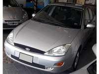 Ford focus ghia 2.0n 4p