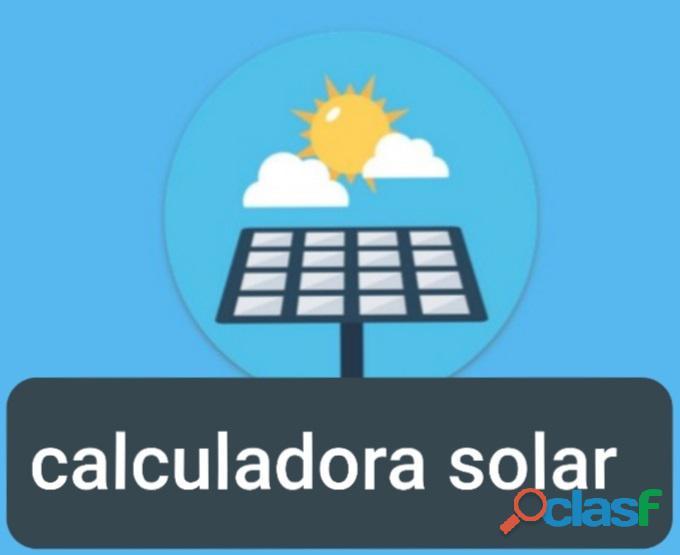 Curso online de instalación y service de paneles solares