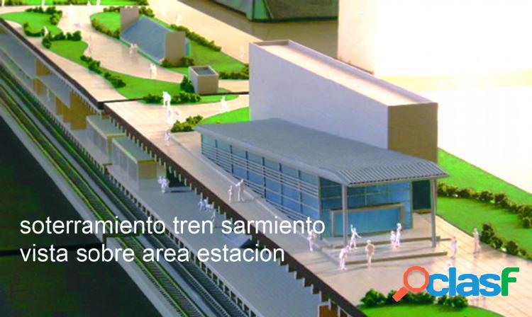 Oportunidad!! ideal emprendimiento! 2 lotes en ramos mejia centro a 1 cuadra de la estacion y plaza