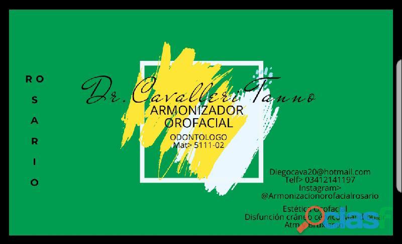 DENTISTA EN ROSARIO POR SADAIC, OSPIM Y OSPAC. 03412141197