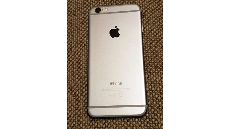 iPhone 6 64 Gb - Excelente estado - liberado - bateria 92%