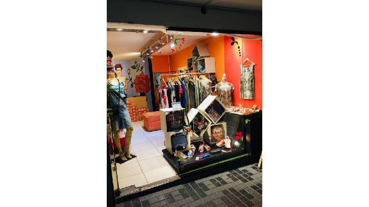 Tienda de diseño única en Mendoza (venta fondo de