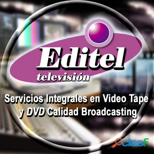 PASAMOS SUS VIDEOS A PEN DRIVE O DVD